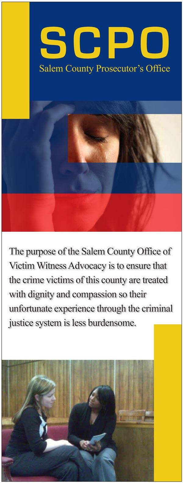 BannerVW600 - Victim / Witness