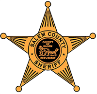 Salem county sheriff badge