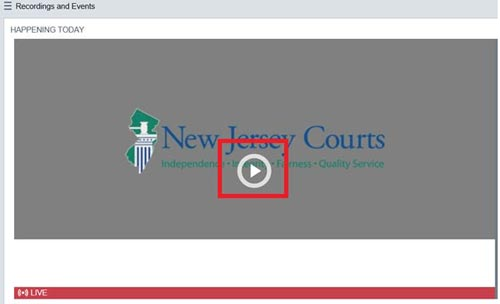 How to Watch a Live Virtual Courtroom First Appearance5 - Bail Reform