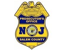 Salem County Prosecutor's badge