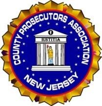 Emblem for County Prosecutors Association of New Jersey