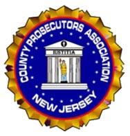 New Jersey county prosecutors association logo
